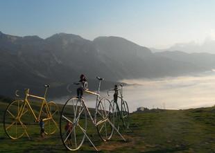 Val d'Azun, le paradis pour les amants du vélo et du VTT