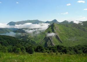 Val d'Azun, dans le Parc National Hautes Pyrénées