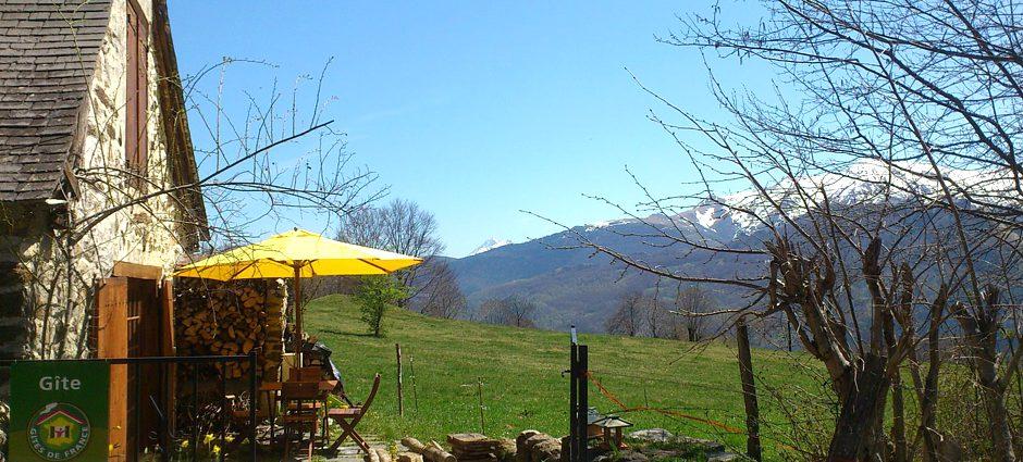 Gîte Mézou, charmant gîte rural au couer du Val d'Azun, dans les Hautes-Pyrénées